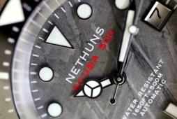 Nethuns Scuba 500 Meteorite | Hands On Watch Review