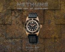 NETHUNS SCUBA 500 BRONZE - SB531
